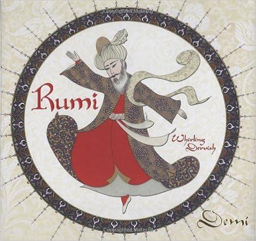 Persian Poet Rumi Whirling Dervish