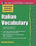 Practice Makes Perfect Italian Vocabulary (Practice Makes Perfect Series)