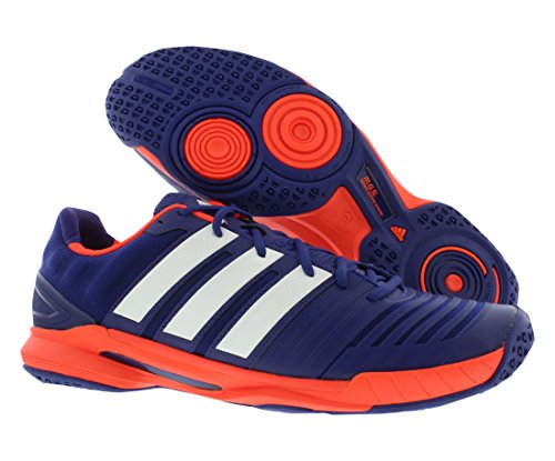 adidas Adipower Stobil II Handball Men's Shoes Size Amazon Purple/White/Solar Red release dates online mAMTPb