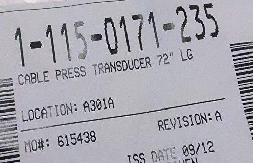 (Raven 115-0171-235, Cable Press TRANSDUCER 72