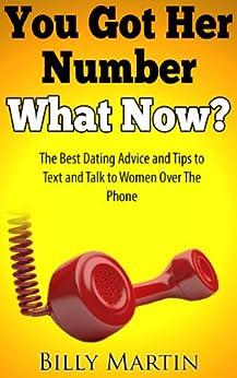 Online dating got her number