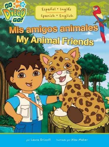 Mis amigos animales / My Animal Friends (Go, Diego, Go!) (Spanish and English Edition) ebook