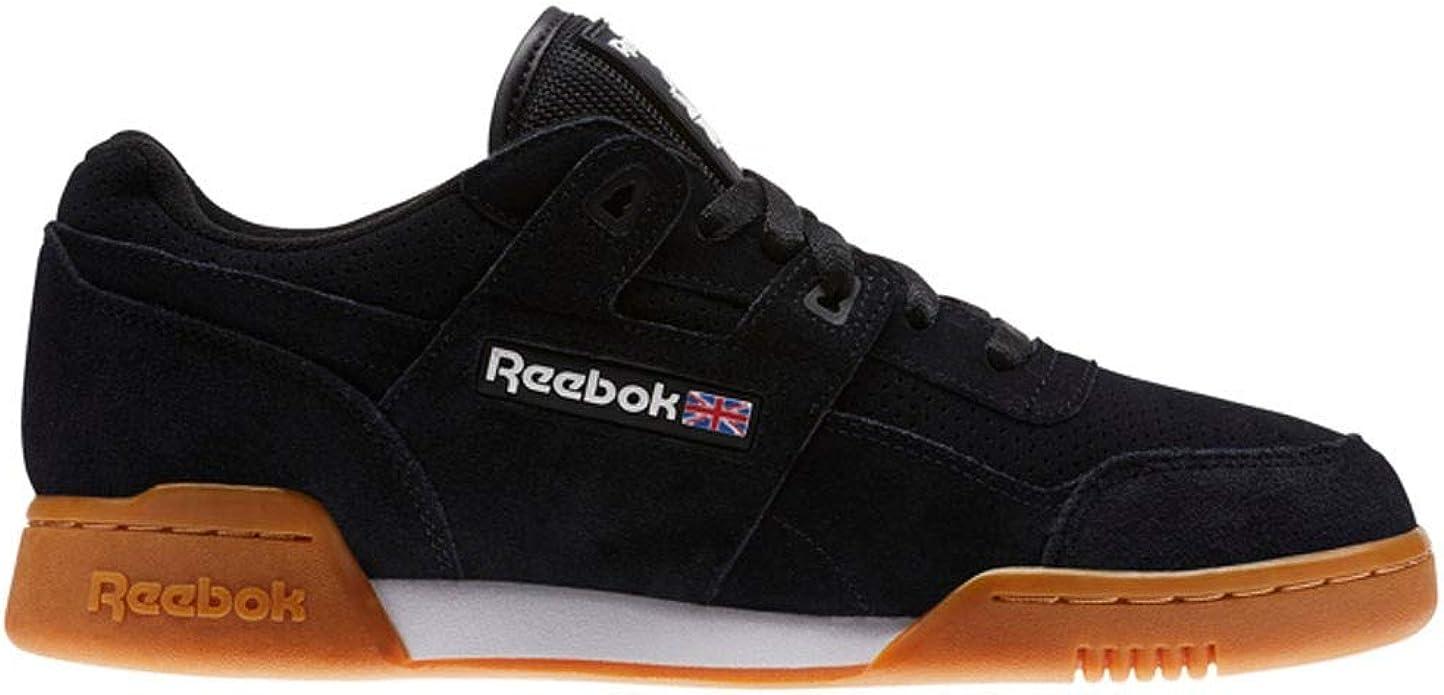 Reebok Workout Plus Eg (Black