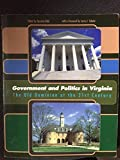 Government and Politics in Virginia 9780536018885