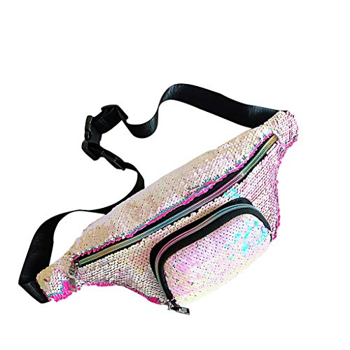 (Birdfly Women Small Messenger Bags Slim Crossbody Shoulder Bags (Pink))