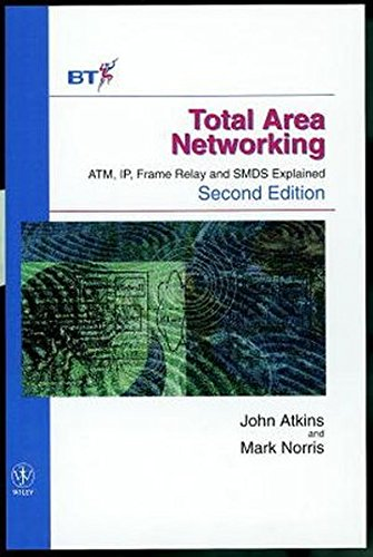 Total Area Networking: Atm, Ip, Frame Relay and Smds Explained Atm Frame Relay