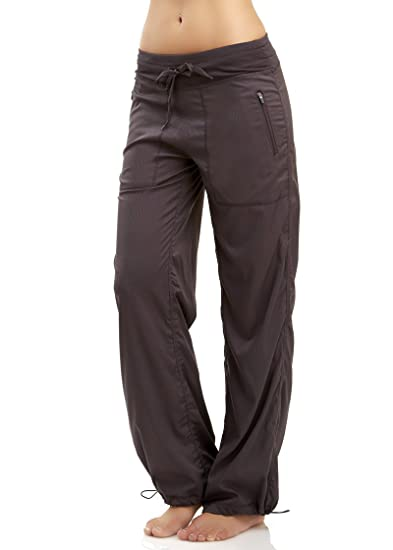 c202aceb9bc5 Image Unavailable. Image not available for. Color  Marika Tek Women s  Stretch Woven Drawcord Pants ...