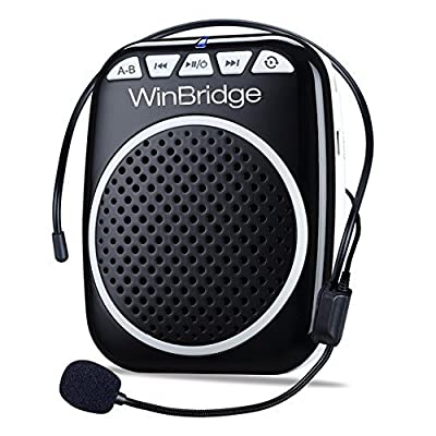 WinBridge WB001 WB711 Wired Wireless Voice Amplifier ¡
