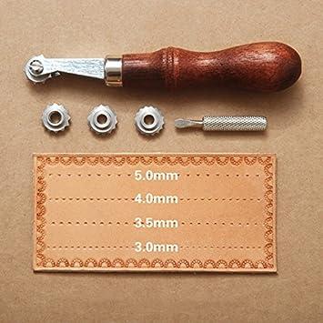 Outil Couture Cuir Set Bricolage DIY Outillage Artisanat Du Cuir À Coudre  Couture Sculpture couture cuir eb7500cde3c