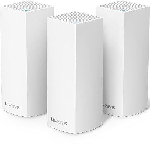 Linksys Velop Tri-band Whole Home WiFi Intelligent Mesh System