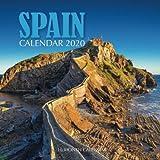 Spain Calendar 2020: 16 Month Calendar