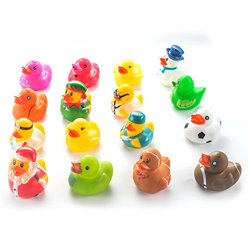 Ay771 50ct 2 Quot Rubber Ducks Toy Bulk Miniature Ducky Duck