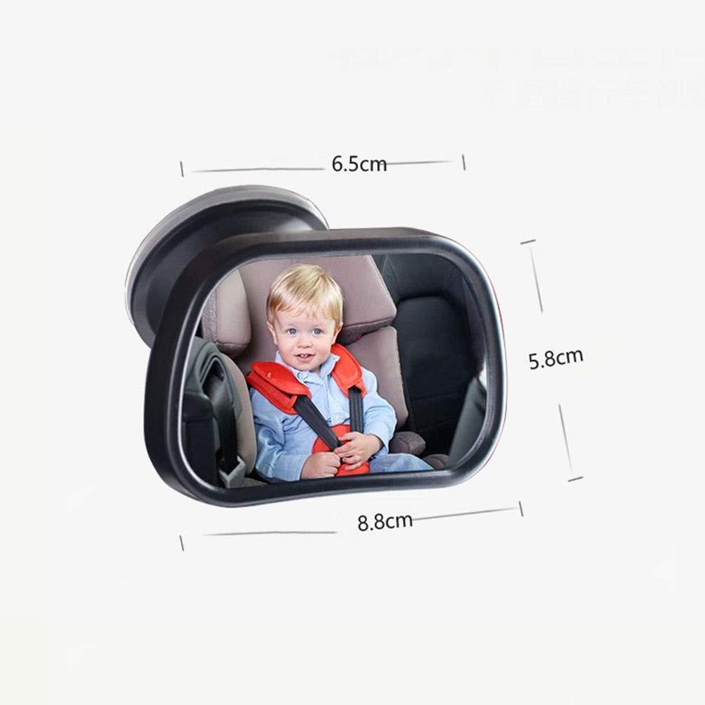 Specchio Curvo Grandangolare Ausiliario Specchietto Per Auto colore : Mini models Specchietto Per Auto Specchietto Per Bambini Specchietto Retrovisore Per Bambini