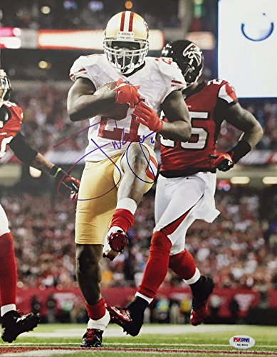 b3fa0686c Image Unavailable. Image not available for. Color  FRANK GORE SIGNED  AUTOGRAPHED 11x14 PHOTO SAN FRANCISCO 49ERS LEGEND ITP PSA DNA
