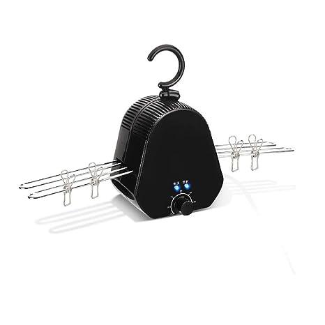 S-AIM Secadora portátil, Colgador de Ropa y secador de ...