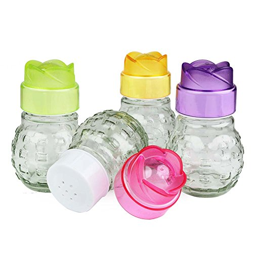 Set Pepper Shaker Assorted Colors