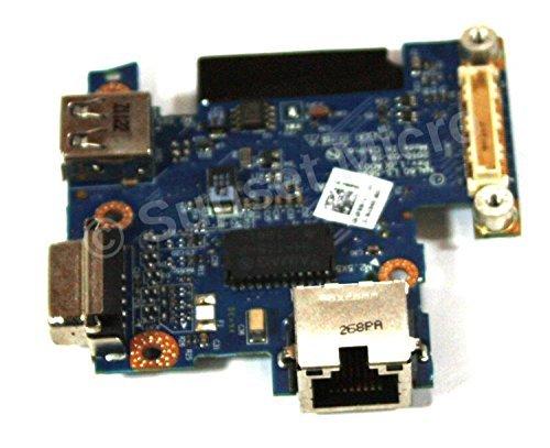 - Genuine Dell Latitude E4310 OEM USB VGA LAN ETHERNET BOARD LS-5694 CN-0F9M7D