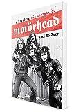 capa de A História não Contada do Motörhead