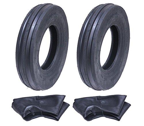Parnells 2-3.50 - 8 Haybob rake turner 350x8 - Wanda 3.50-8 tires + tubes heavy duty
