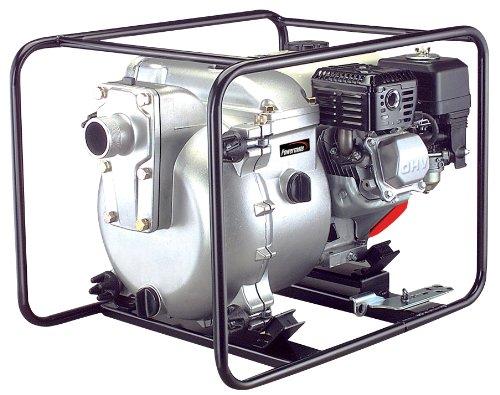 Honda Dewatering Pump - Powermate PP0100342 2-Inch 4.8 HP Honda Engine Water/Trash Pump (Discontinued by Manufacturer)