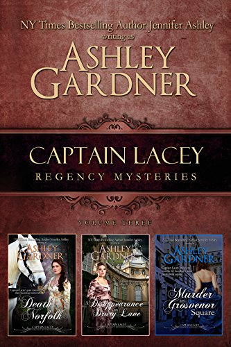Read Captain Lacey Regency Mysteries Volume Three<br />T.X.T