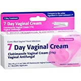 Taro Clotrimazole 7 Vaginal Cream 45 g (Pack of 6)