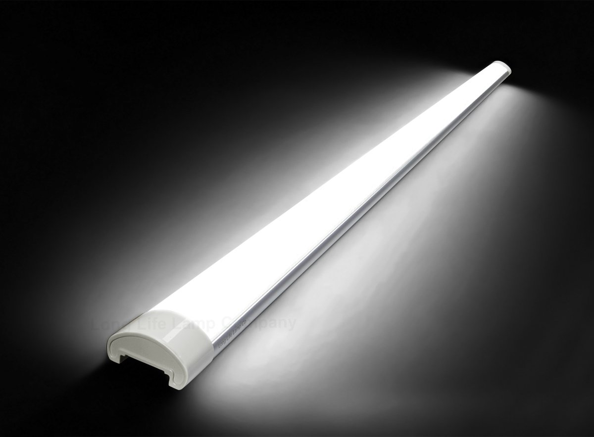 5ft LED Batten Light 60W Replacement for T8 Fluorescent ...