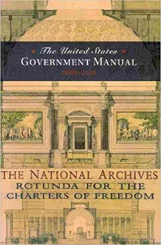 United States Government Manual 2009-2010
