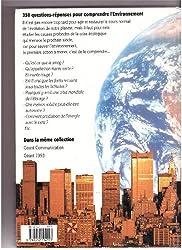 Géant environnement : Le livre des 10-15 ans