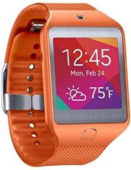(热门)三星 Samsung Gear 2 Neo 智能手表 橙色 $189.99