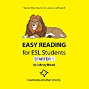 Easy Reading for ESL Students: Starter 1 | Johnny Bread