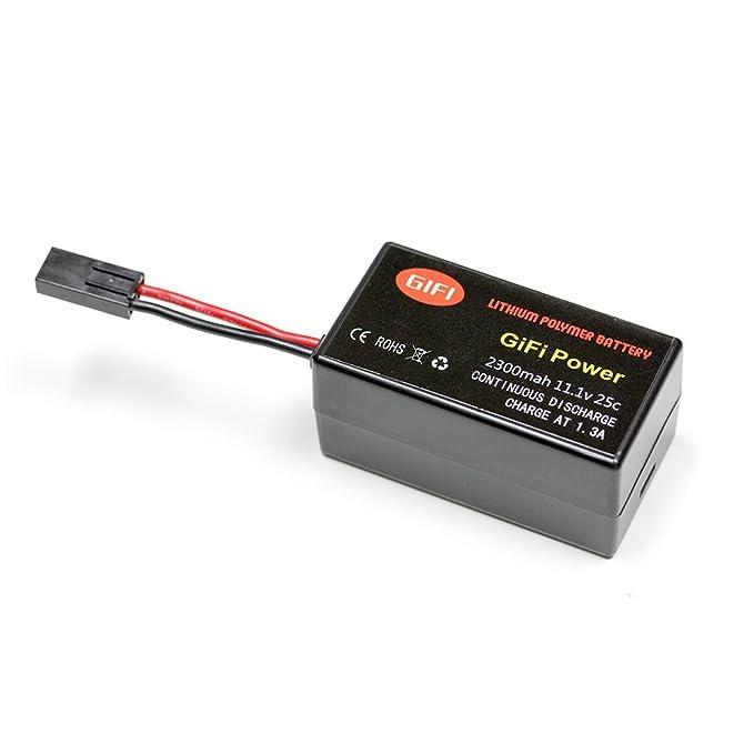 2300 mAh alta capacidad Lipo batería para Parrot AR. Drone 2.0 ...