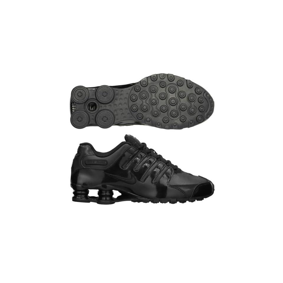 Nike Trainers Shoes Mens Shox Nz Eu Black