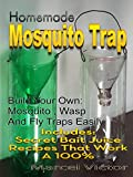 Homemade Mosquito Trap: Build your own mosquito , wasp , fly traps easily