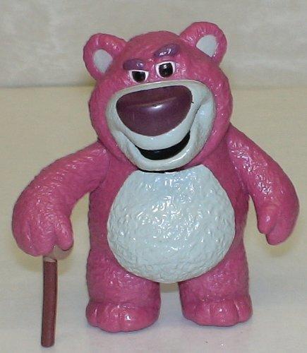 Pvc Figure : Disney Toy Story Lotso Love - Bear Pvc Figure