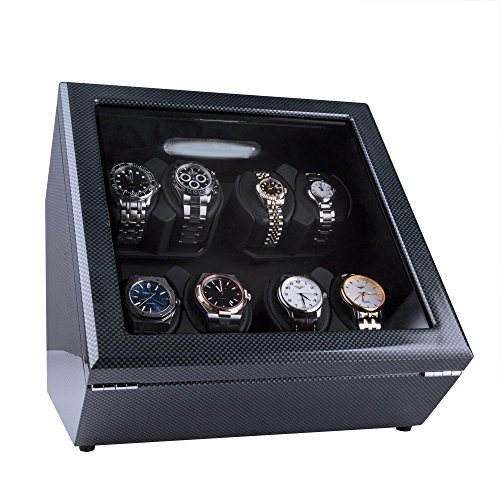 Watch Winder, Piano Finish Car