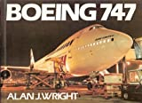 Boeing 747, Alan Wright, 0711018146