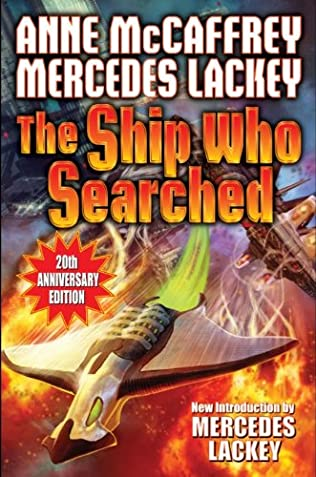book cover of The Ship Who Searched