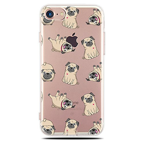 iphone 8 case pug