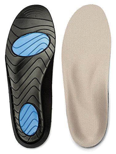 - Prothotic Performance Sport * The Original Insole that reduces foot pain, supports and stabilizes, anti-microbial and is great for athletes, male and female. (C - Men's 7 - 8.5 / Women's 9 - 10.5)