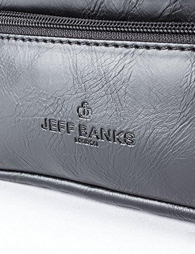 para hombro hombre Banks negro Jbr1215290 Jeff Uno al negro Bolso CwnRCIXq