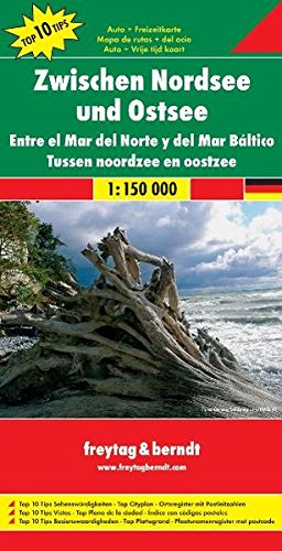 Between the North Sea and the Baltic (English, French and German Edition)