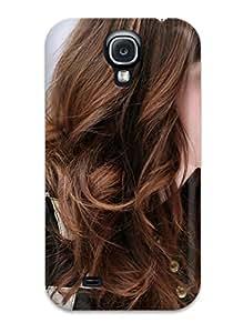 Flexible Tpu Back Case Cover For Galaxy S4 - Demi Lovato 16