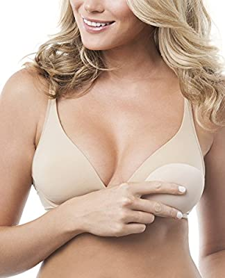 Fashion Forms Women's Comfy Cups Bra Insert
