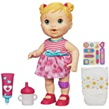 Baby Alive Snackin Lily Blonde Dolls Amazon Canada