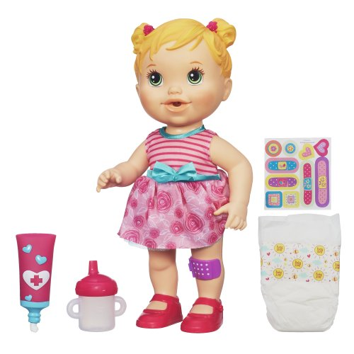 Baby Alive Baby Gets a Boo Boo - Blonde