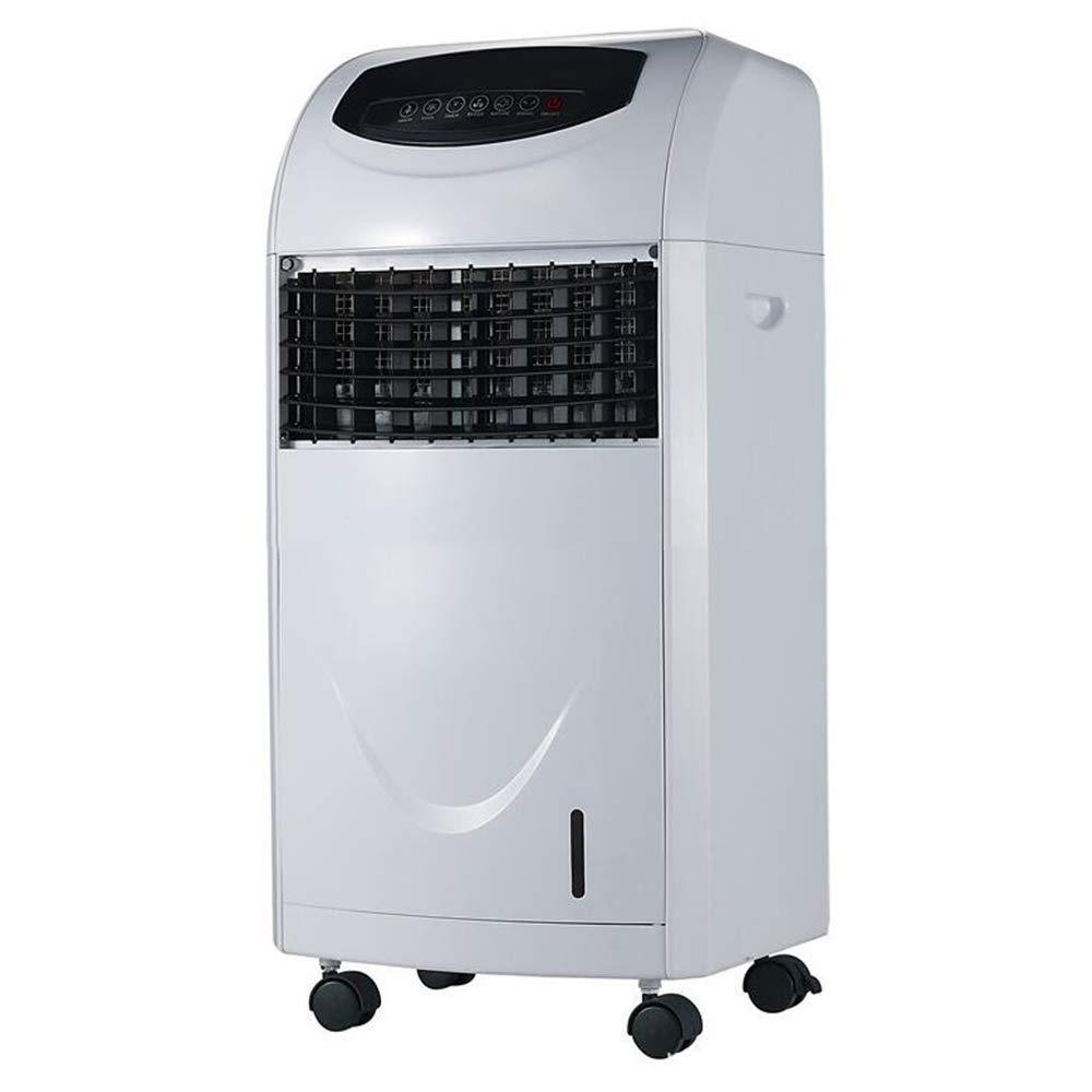 正規店仕入れの DD-空気冷却器 -冷蔵庫 7Lリモコン水冷却エアコンファン家庭用電動ファン蒸発型ラジエータークーラー冷たい空気90W 白 - 暖かい空気1800W -冷蔵庫 白 B07GLXSY95 B07GLXSY95, 南部せんべい乃 巖手屋:99cec759 --- arianechie.dominiotemporario.com
