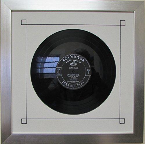 Brushed Silver Album Frame - 10