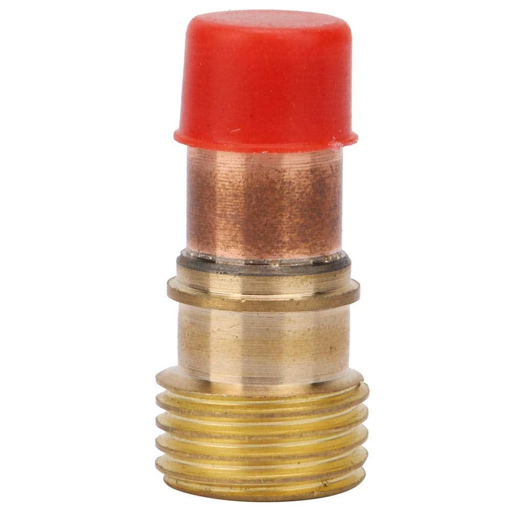 17GL TIG Gas Lens 1.6//2.0//2.4//3.2mm Fit for WP-18 Water Cooled Welding Torch