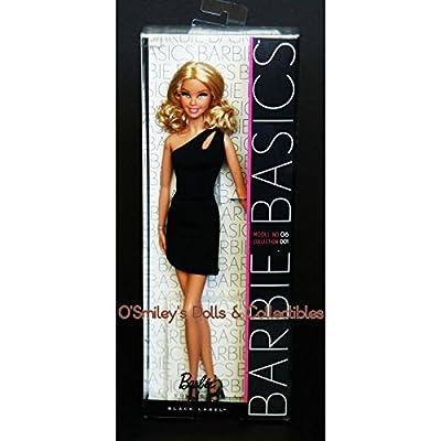 Barbie Collector Basics Model #006: Toys & Games [5Bkhe0506449]